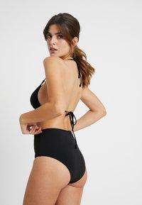 adidas Performance - Bikiniunderdel - black/white - 2