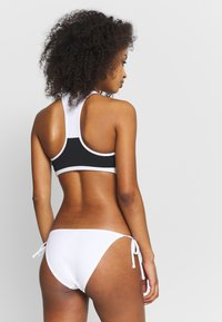 adidas Performance - VOLLEY - Bikinitop - black/white - 2