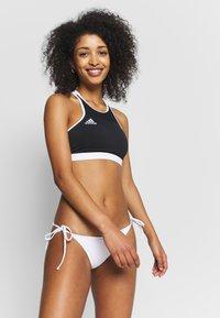 adidas Performance - VOLLEY - Bikinitop - black/white - 1