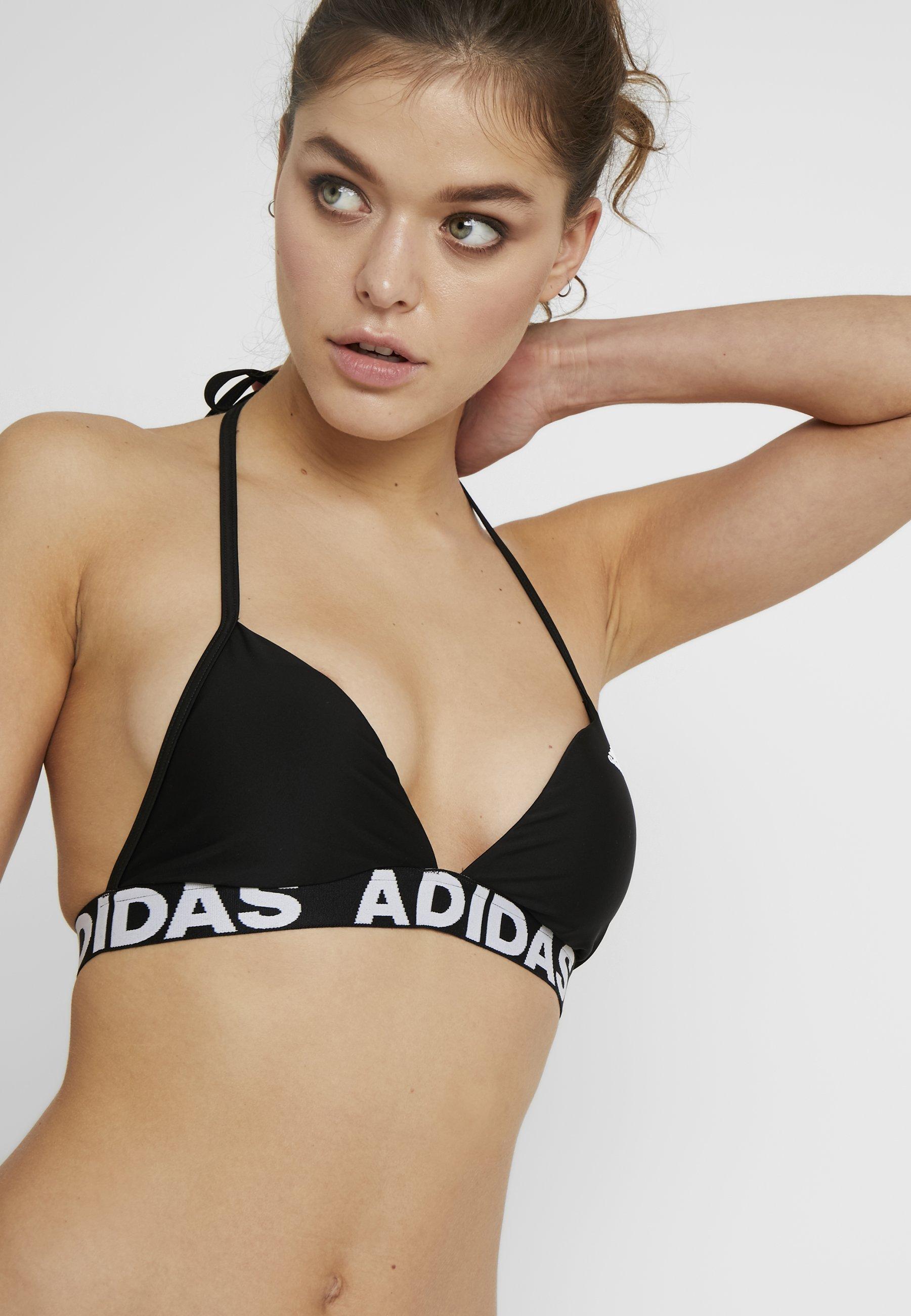 Adidas Performance Neckholder Set - Bikini Black