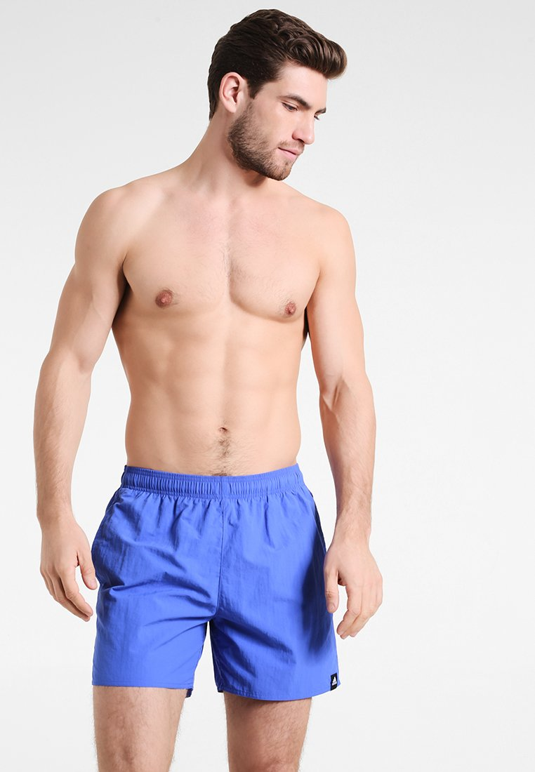 adidas Performance - SOLID  - Swimming shorts - hirblu
