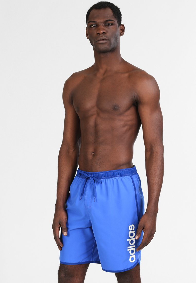 adidas Performance - SPLIT - Zwemshorts - hire blu/royal