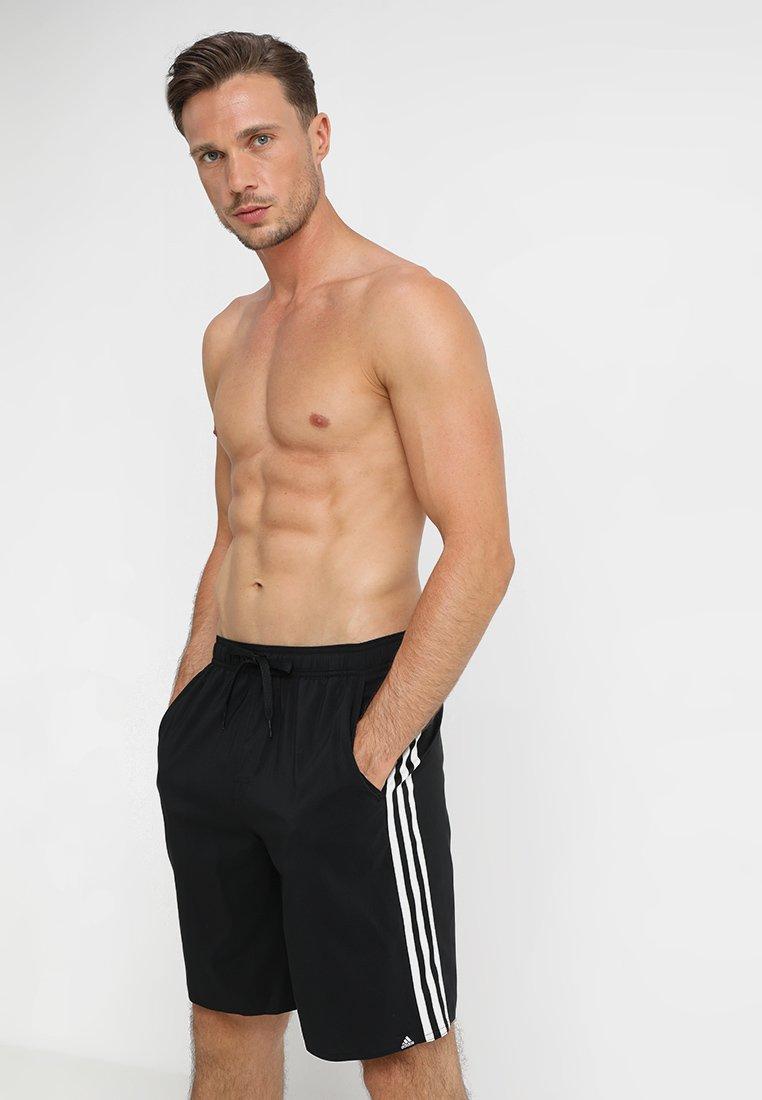 adidas Performance - Swimming shorts - black