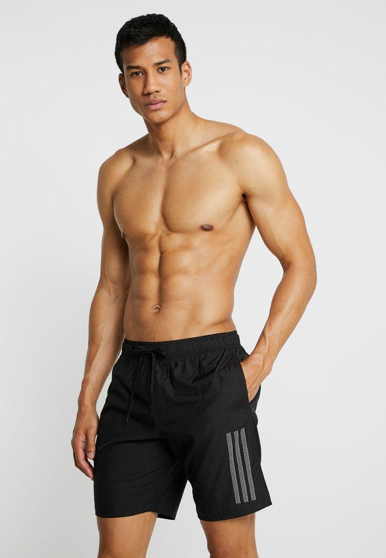 adidas Performance - Uimashortsit - black