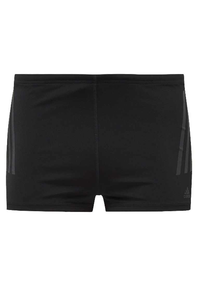 adidas Performance - PRO 3-STRIPES SWIM BOXERS - Badehose Pants - black