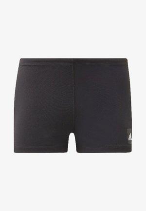 Pro Solid Swim Boxers - Zwemshorts - black/white