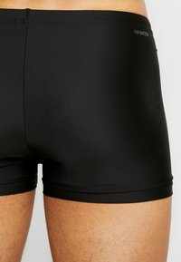 adidas Performance - FIT  - Zwemshorts - black/white - 1