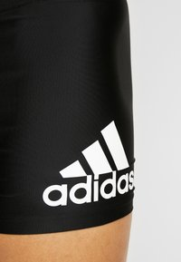 adidas Performance - FIT  - Zwemshorts - black/white - 4