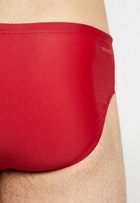 adidas Performance - FIT - Swimming shorts - maroon - 1