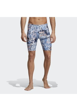 PARLEY SWIM JAMMERS - Surfshorts - blue/pink