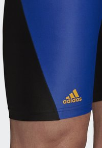 adidas Performance - COLORBLOCK SWIM FITNESS JAMMERS - Zwemshorts - blue - 6