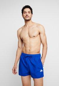 adidas Performance - Shorts da mare - blue - 0