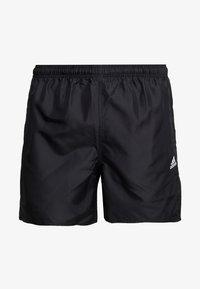 adidas Performance - SOLID - Shorts da mare - black - 2