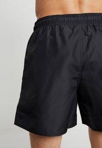 adidas Performance - SOLID - Shorts da mare - black - 1