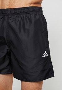 adidas Performance - SOLID - Shorts da mare - black - 3