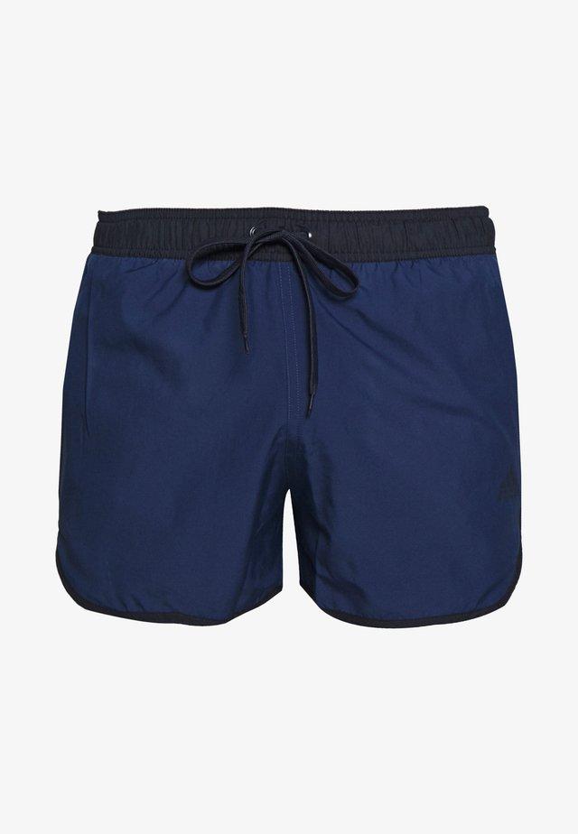 SPLIT - Swimming shorts - dark blue