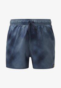 adidas Performance - 3-STRIPES FADE CLX SWIM SHORTS - Costume da bagno - blue - 7