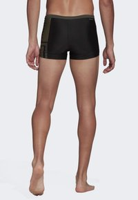 adidas Performance - RAINBOW SWIM BRIEFS - Swimming trunks - black - 1