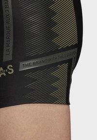 adidas Performance - RAINBOW SWIM BRIEFS - Swimming trunks - black - 5