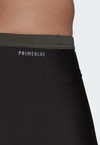 adidas Performance - RAINBOW SWIM BRIEFS - Swimming trunks - black - 6
