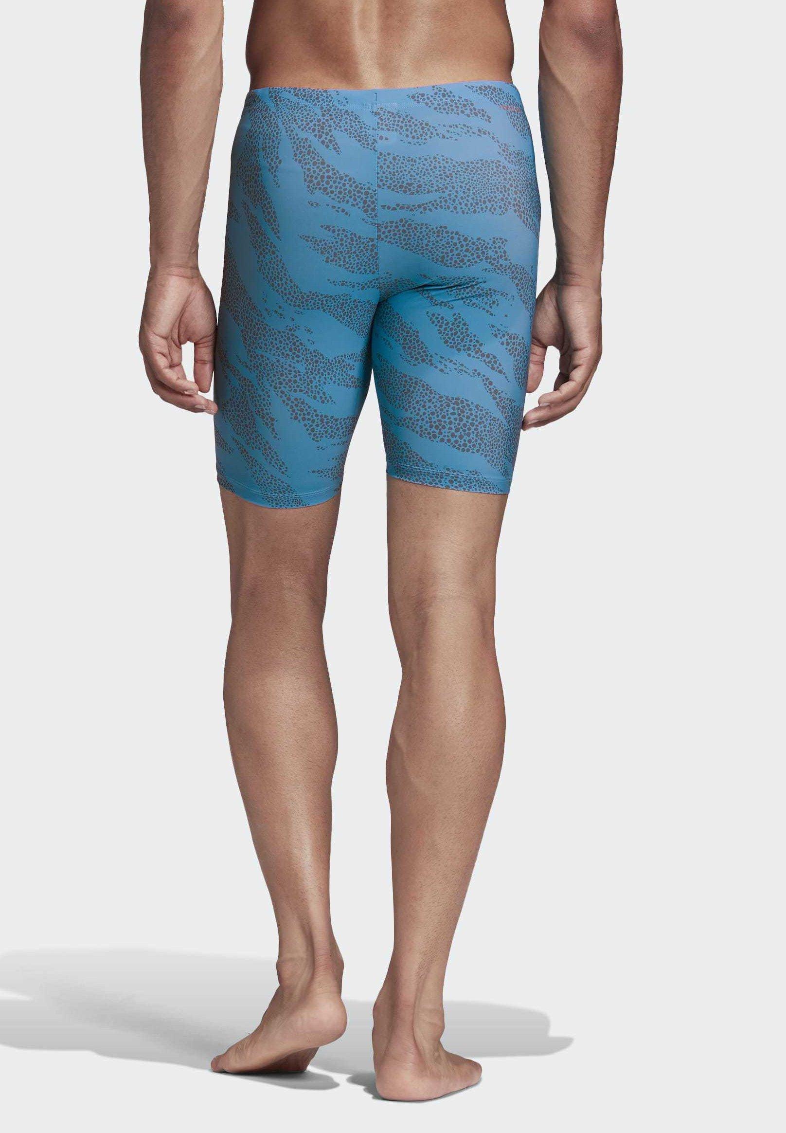Adidas Performance Primeblue Swim Jammers - Shorts Blue
