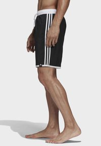 adidas Performance - 3-STRIPES CLX SWIM SHORTS - Shorts da mare - black - 3