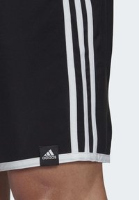 adidas Performance - 3-STRIPES CLX SWIM SHORTS - Shorts da mare - black - 6