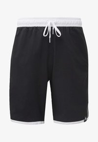 adidas Performance - 3-STRIPES CLX SWIM SHORTS - Shorts da mare - black - 8