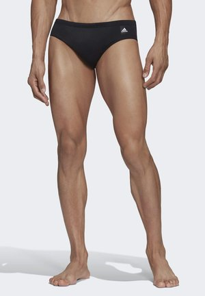 PRO SOLID SWIM TRUNKS - Swimming briefs - black