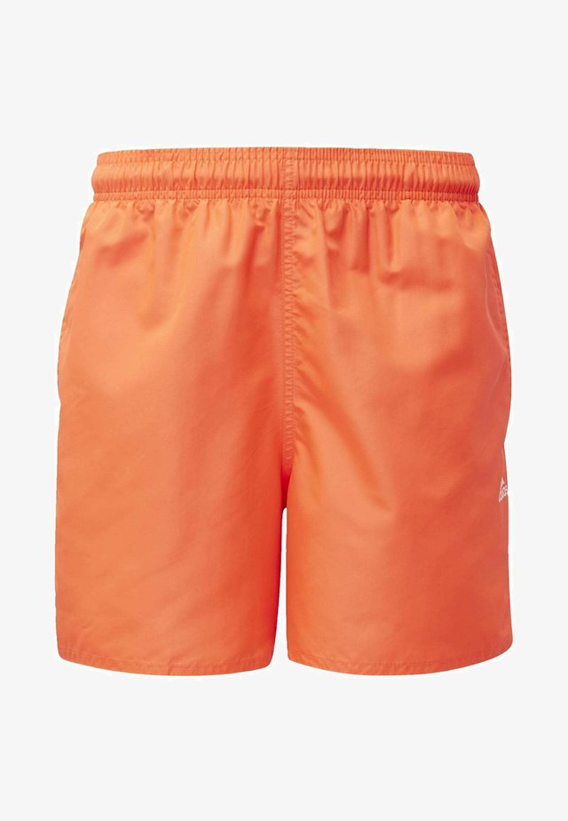 CLX SOLID  - Shorts da mare - orange
