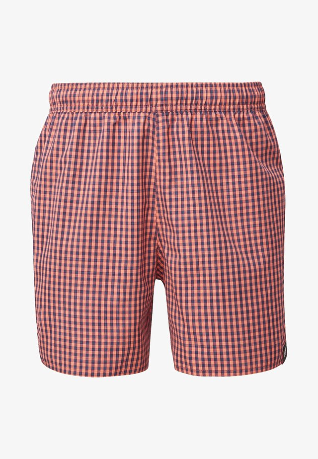 Surfshorts -  solar red
