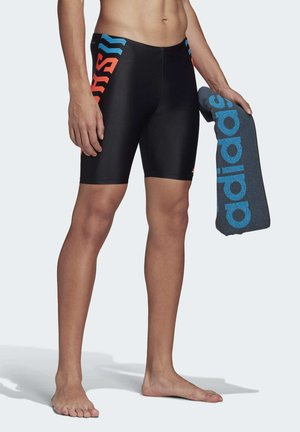 WORDING  - Surfshorts - black