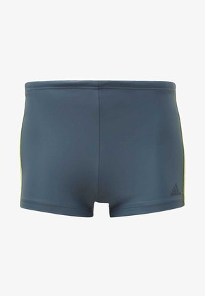 TRIPES SWIM BOXERS - Shorts da mare - blue