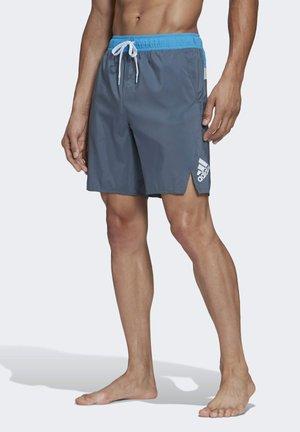 COLORBLOCK TECH SHORTS - Shorts da mare - blue
