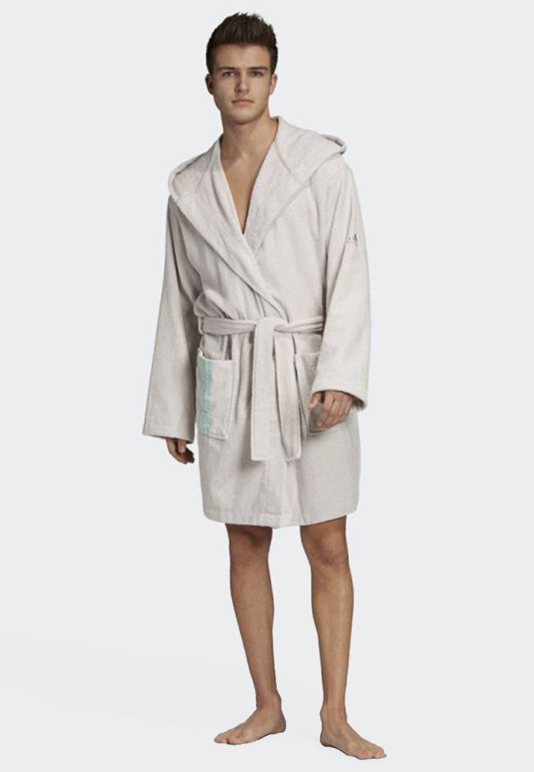 adidas Performance - DRESSING GOWN - Dressing gown - white