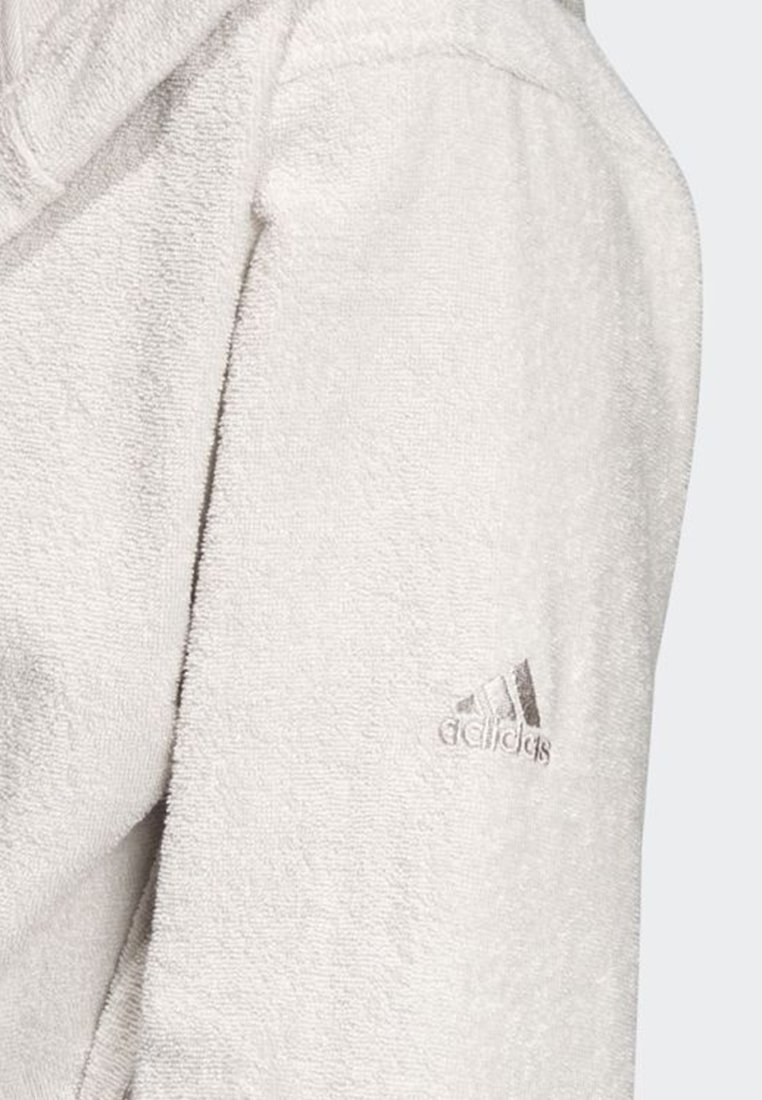 adidas Performance DRESSING GOWN - Peignoir white
