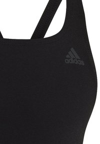 adidas Performance - PRO V 3-STRIPES SWIMSUIT - Badpak - black/ grey - 5
