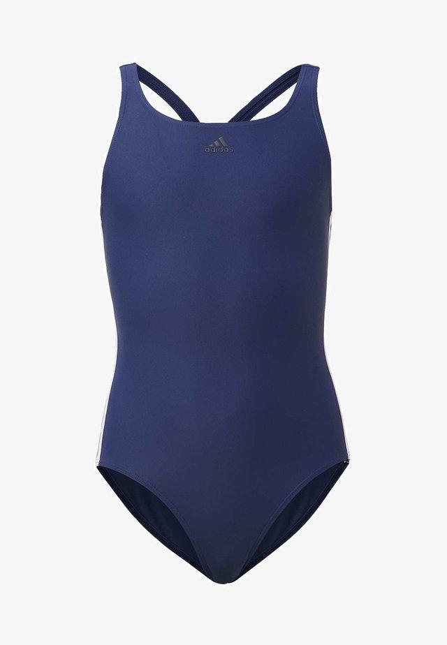 ATHLY V 3-STRIPES  - Costume da bagno - blue
