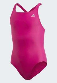 adidas Performance - SOLID FITNESS SWIMSUIT - Uimapuku - pink - 4