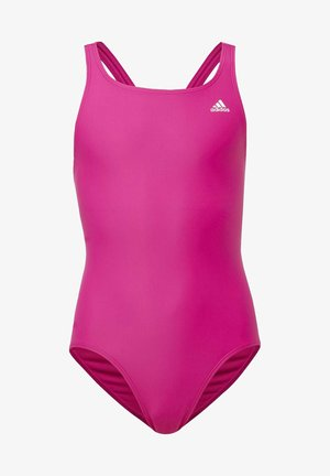 SOLID FITNESS SWIMSUIT - Badpak - pink