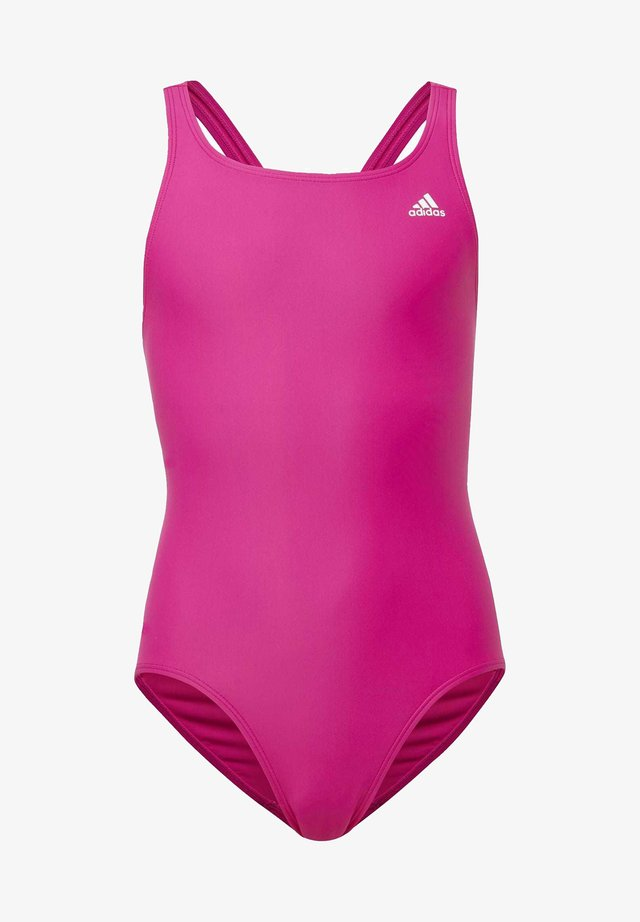 SOLID FITNESS SWIMSUIT - Costume da bagno - pink
