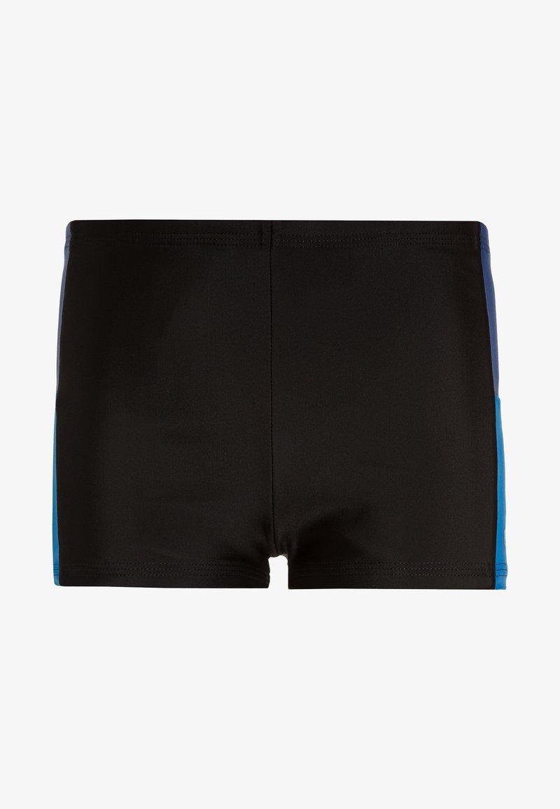 adidas Performance - Badehose Pants - black/croyal