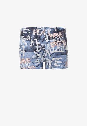 PARLEY BOXERS - Uimahousut - blue