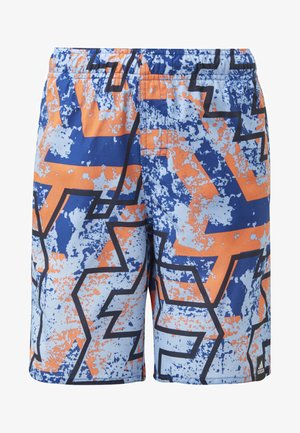STORY SWIM SHORTS - Zwemshorts - blue