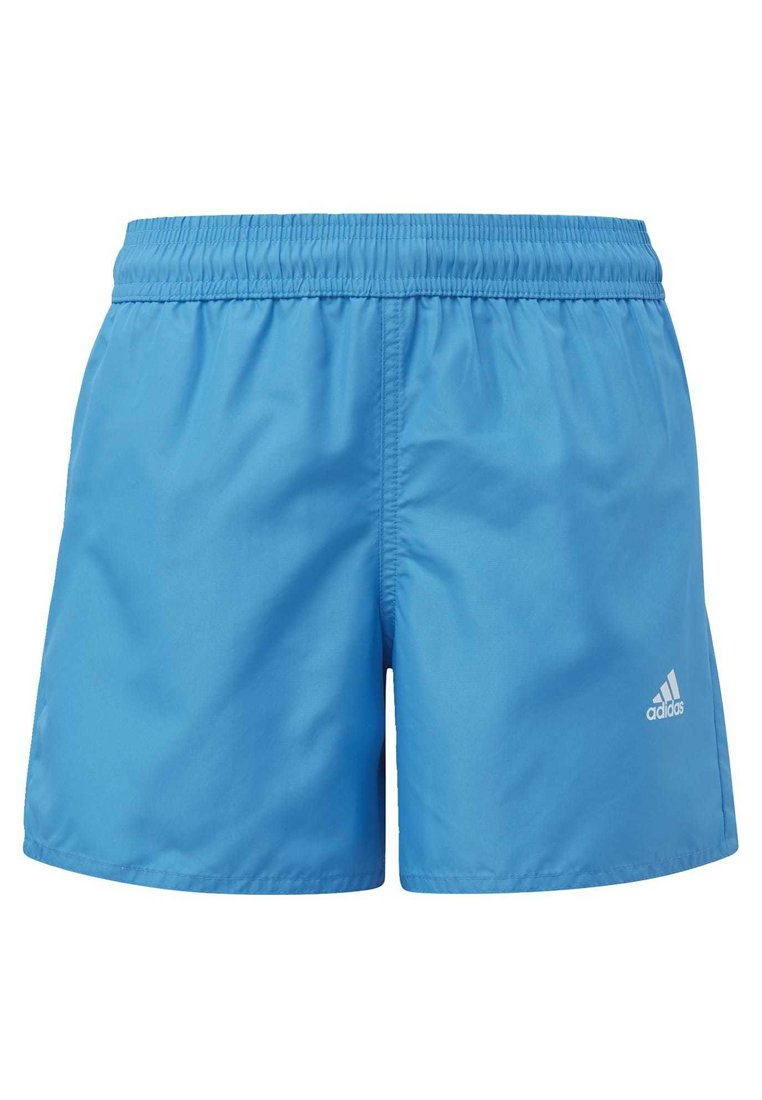 Adidas Junior Girls/' Swimsuit Athly V 3-Stripes Swimsuit Navy//White