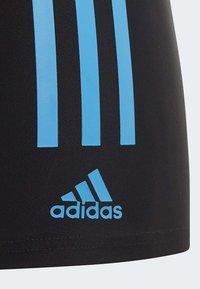adidas Performance - FITNESS  - Uimashortsit - black - 2
