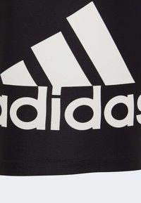 adidas Performance - BADGE OF SPORT SWIM BOXERS - Uimahousut - black - 4