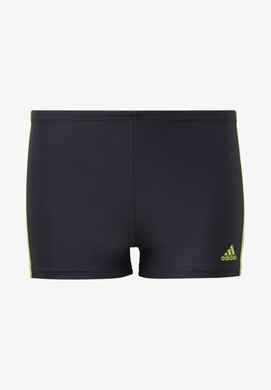 3-STRIPES SWIM BOXERS - Uimahousut - blue
