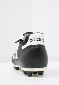 adidas Performance - COPA MUNDIAL - Korki Lanki - zwart/wit - 3