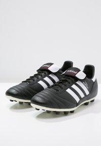 adidas Performance - COPA MUNDIAL - Korki Lanki - zwart/wit - 2